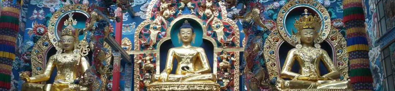 Buddhist Gumphas and monasteries2
