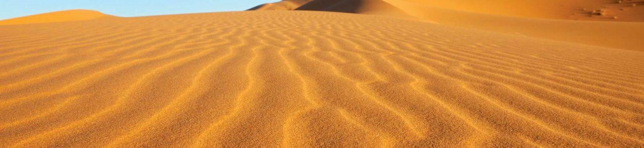 Sand-dunes-Sahara-Morocco-Merzouga